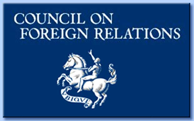 council on foreign relations - cfr