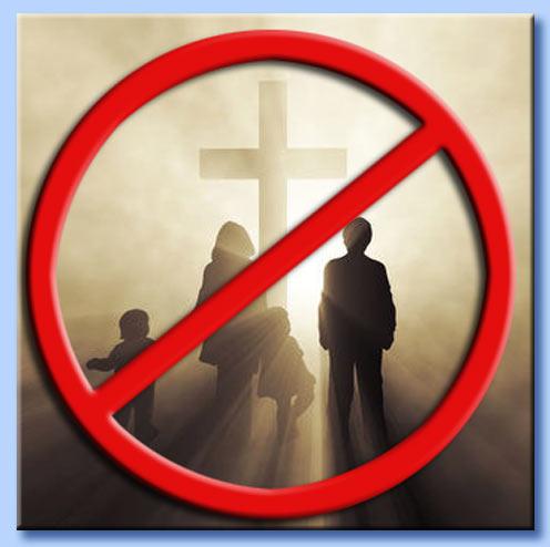 no alla famiglia cattolica
