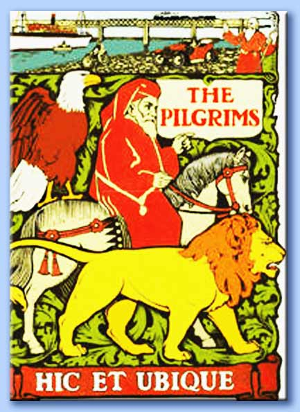 logo della pilgrims society