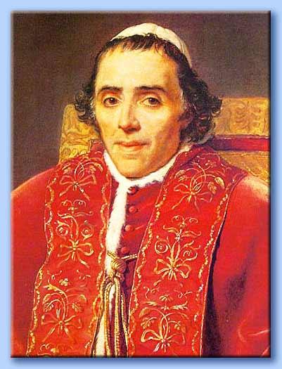 papa pio VII