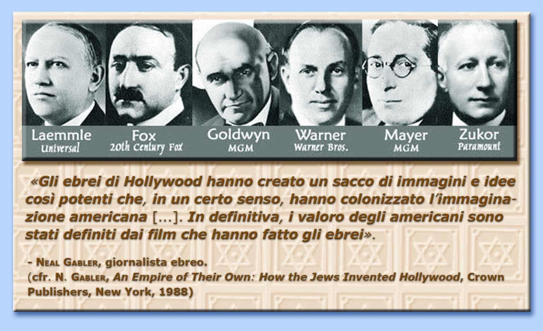 riquadro ebrei hollywood