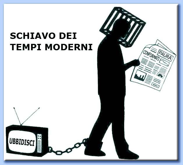 schiavo mediatico