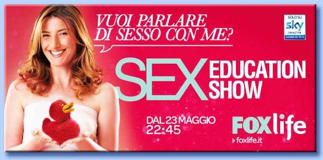 sex education show