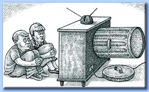 manipolazione televisiva