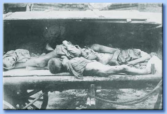 bambini russi uccisi dalla fame