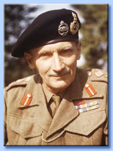 sir bernard law montgomery