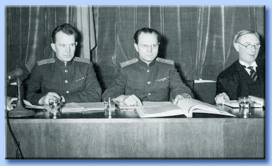 giudici sovietici a norimberga