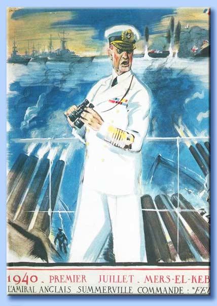 mers-el-kebir - ammiraglio somerville