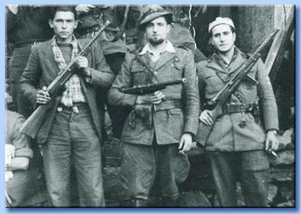 partigiani rossi