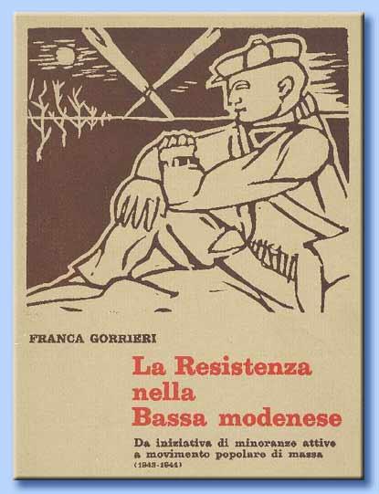 la resistenza nella bassa modenese - franca gorrieri