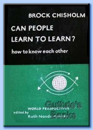 can people learn to learn?