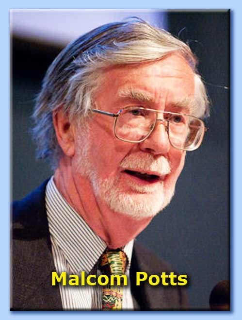 malcolm potts