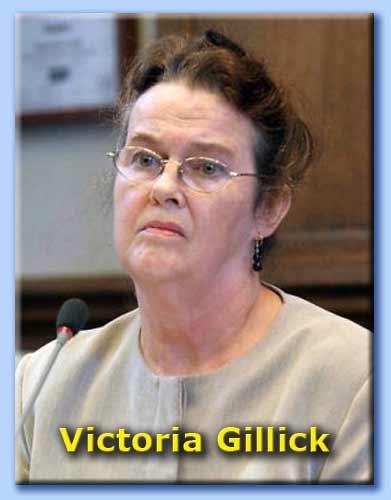 victoria gillick