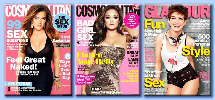 cosmopolitan - glamour
