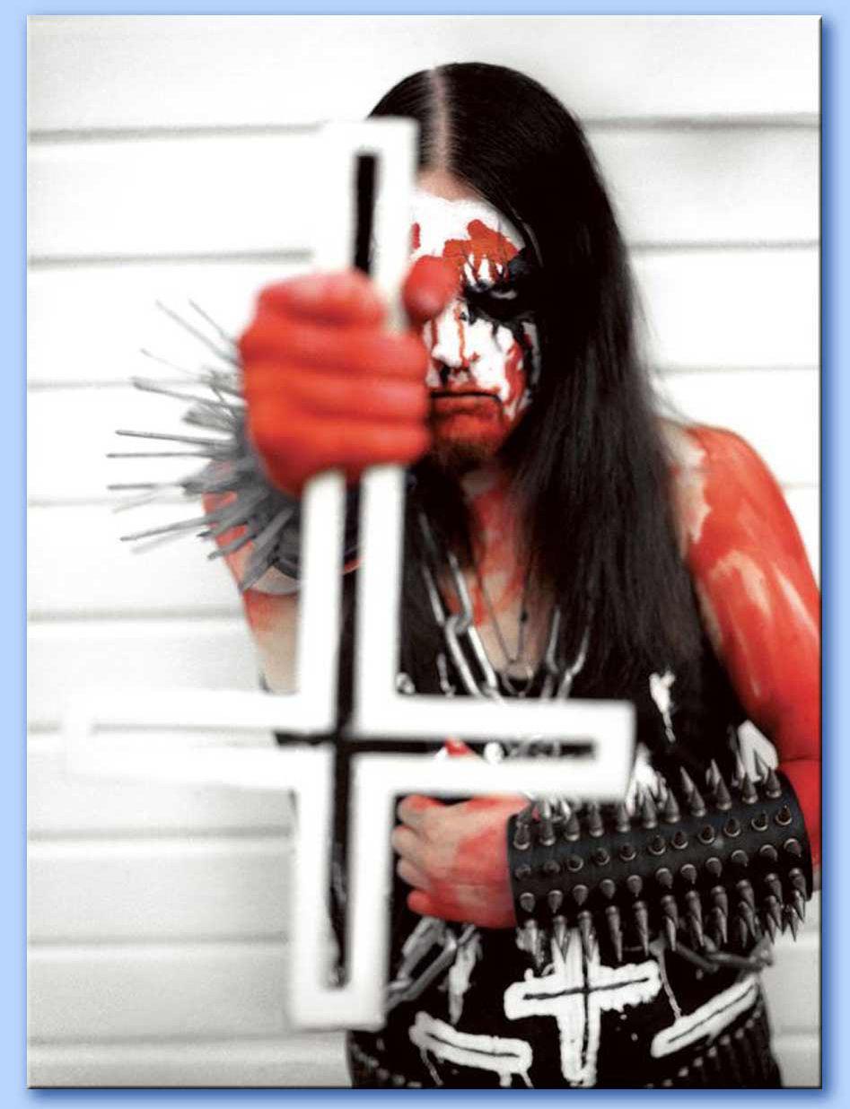 Siringa IN TESTA HALLOWEEN capelli maturi Gioielli per Capelli Testa Gioielli Horror Zombie Costume