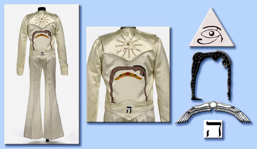 Led zeppelin e l 39 occulto for Lettere ebraiche