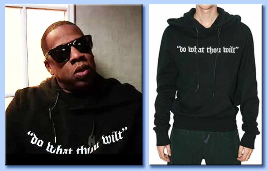 jay-z - aleister crowley