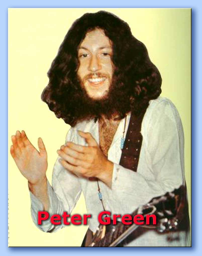 Доброй ночи, Дашенька. Peter Green - A Fool No More (1978).