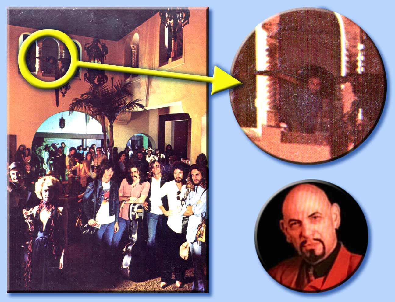 5 famous hidden song meanings that are total b s for Hotel california