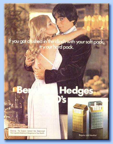 sigarette benson & hedges