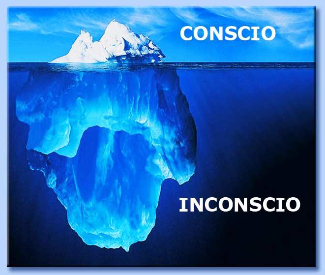 iceberg conscio inconscio