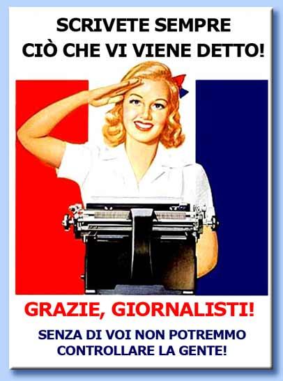 giornalisti e disinformazione