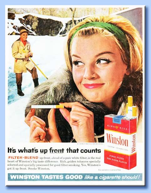 sigarette winston
