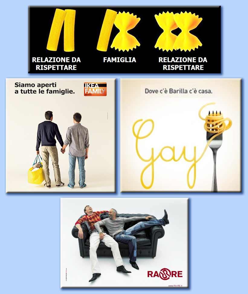 pubblicità pro-gay