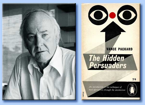 vance packard - the hidden persuaders